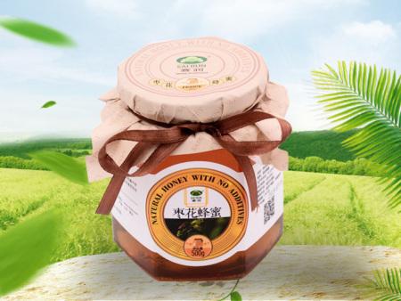 沂山洋槐蜂蜜生产厂家-供应潍坊销量好的蜂蜜