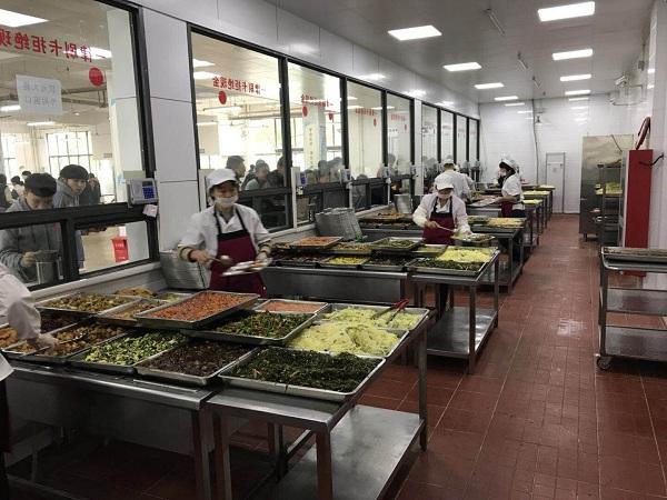 苏州工厂膳食托管-经验丰富的食堂托管服务优选爱米粒餐饮管理