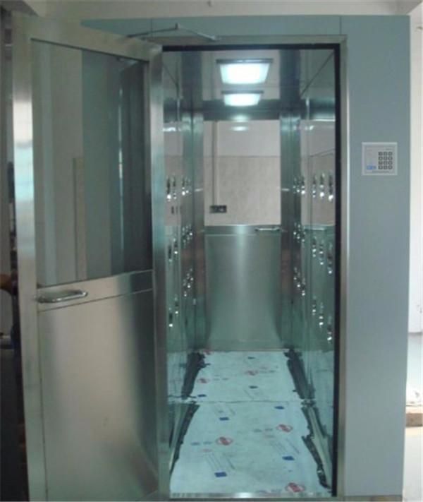 单人双吹风淋室生产厂家-广东耐用的单人双吹净化不锈钢风淋室哪里有供应