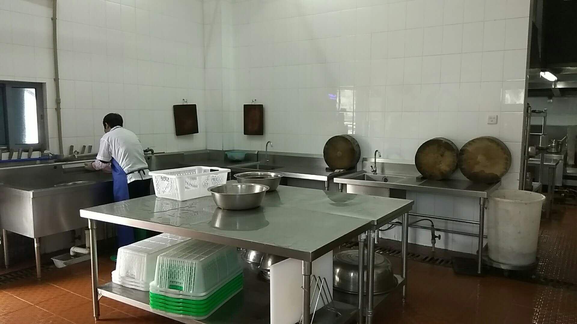 工厂食堂承包