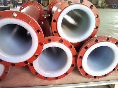 河南襯塑管廠家|銀之華鋼鐵襯塑管道供貨商