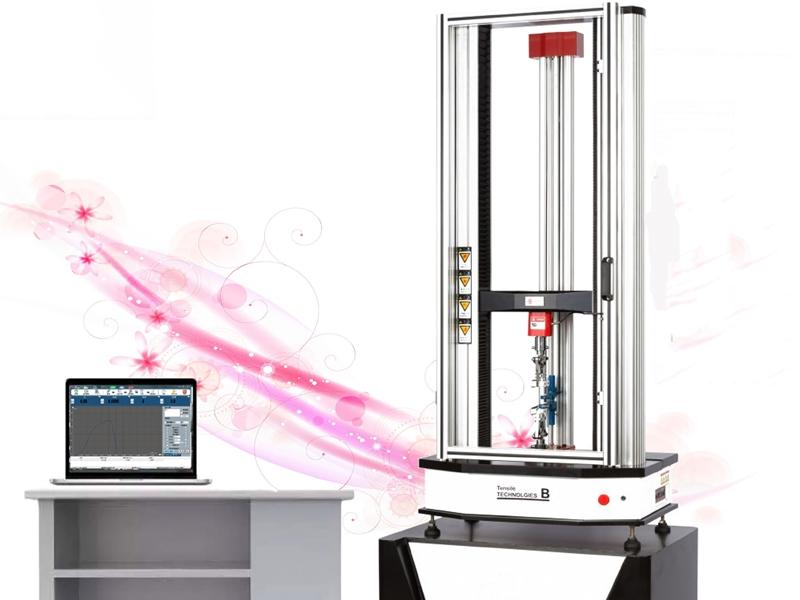 双柱材料试验机如何使用和存放