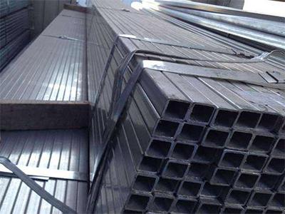河南鍍鋅方管廠家鄭州鍍鋅方管價格銀之華值得信賴