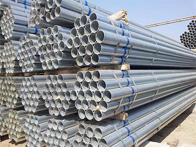 洛阳镀锌管厂家直销-规模大的镀锌管公司