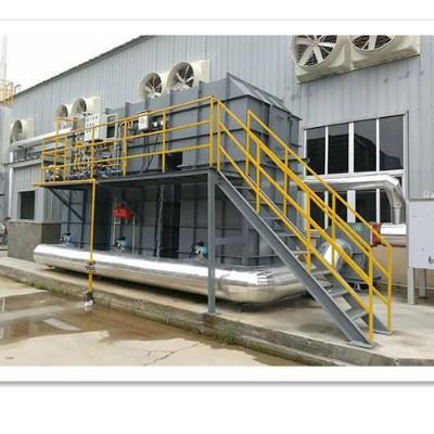 河北直RCO催化燃烧废气处理设备活性炭催化燃烧设环保设备