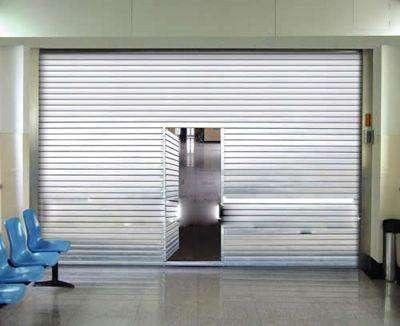 泰安钢制卷帘门定做-卷帘门生产企业