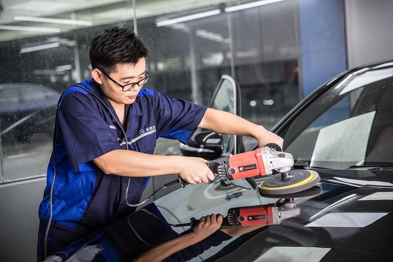 江陰華勝汽車維修-可靠的車身美容推薦