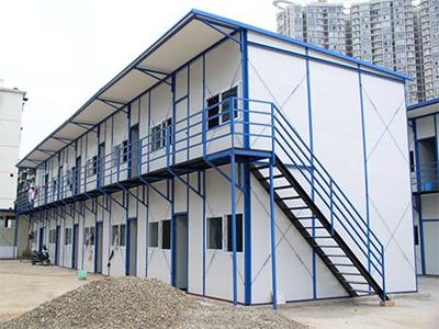 钢结构活动板房-活动房行情价格