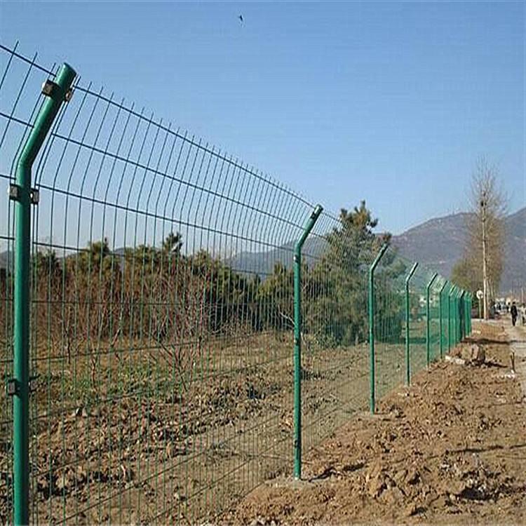 海南双边丝护栏网