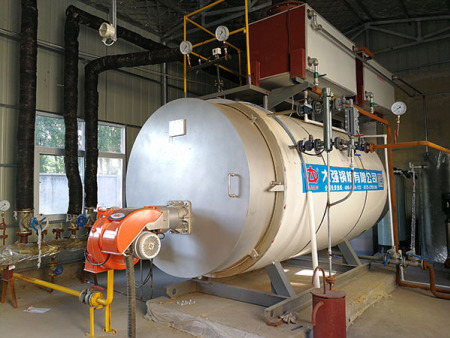 燃气蒸汽发生器厂家介绍燃气蒸汽发生器有哪些优势