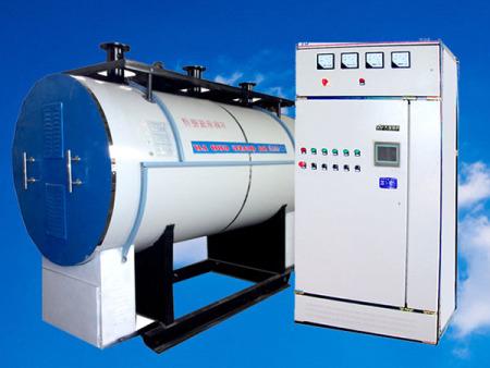 安陽廠家供應燃油氣熱水鍋爐大強王好品牌