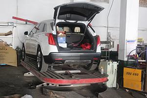 汽车装潢及改装山东哪里有  ,青岛发动机检测电话