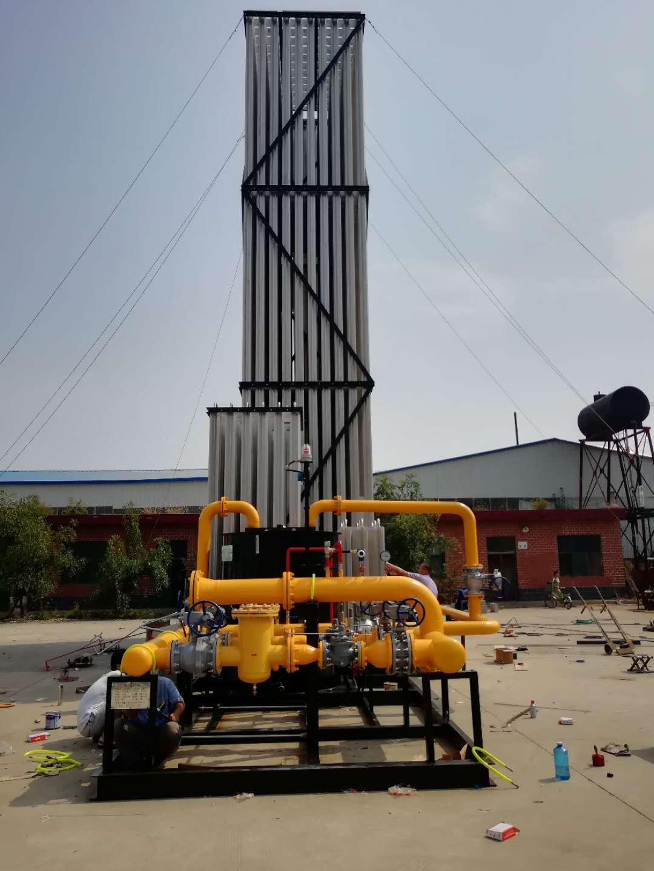 lng氣化調壓撬_恒鑫氣體設備_口碑好的LNG氣化調壓撬提供商