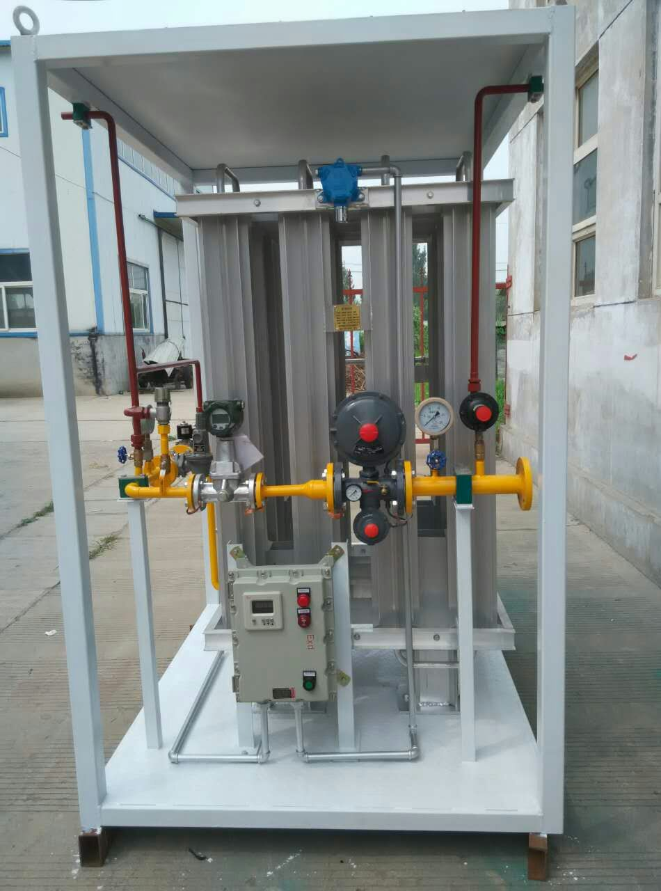 lng气化调压撬价格-恒鑫气体设备LNG气化调压撬厂家