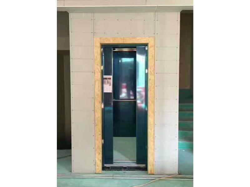 无机房电梯