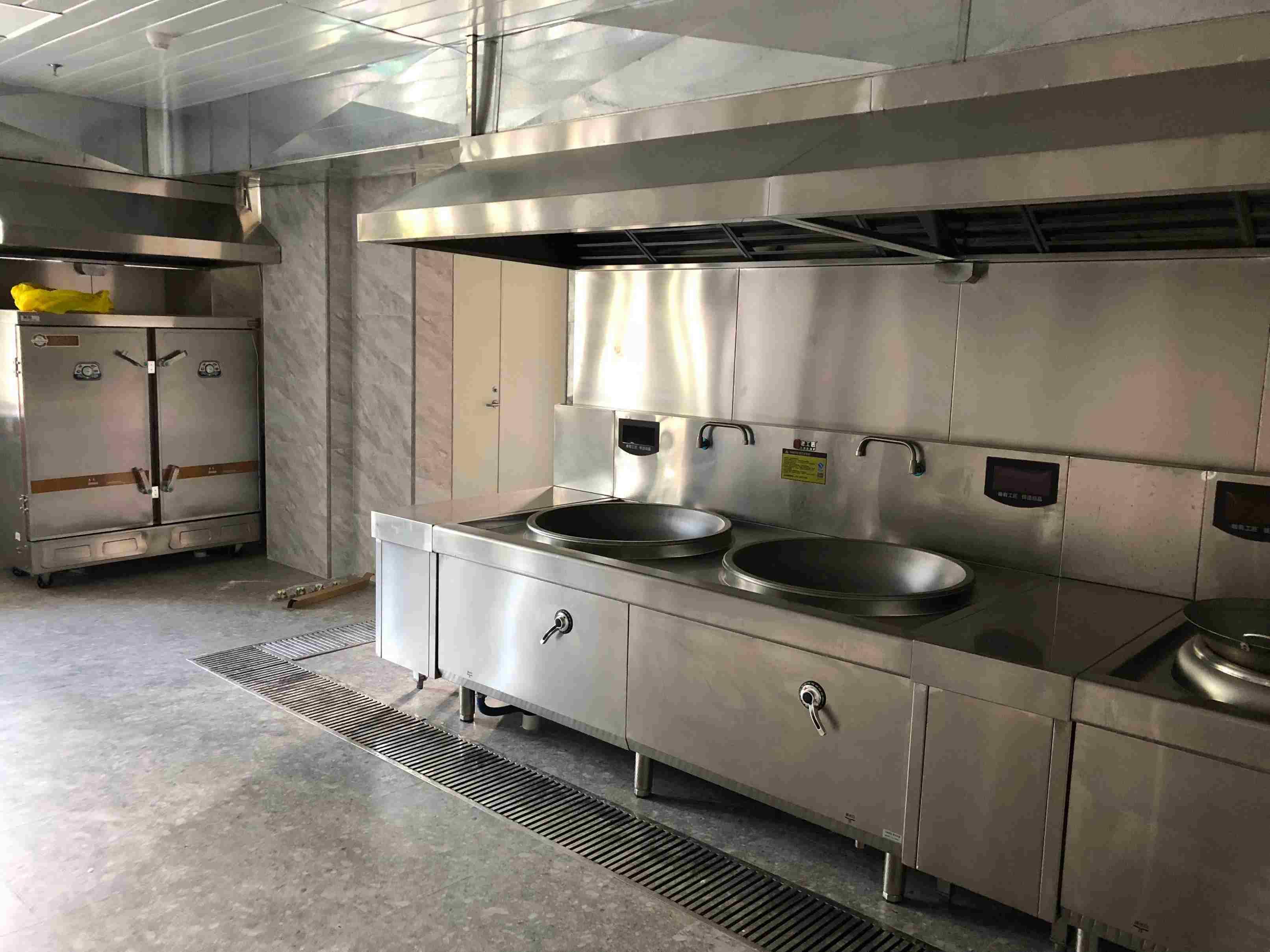 商用厨房设计,准备,福州立诚致广
