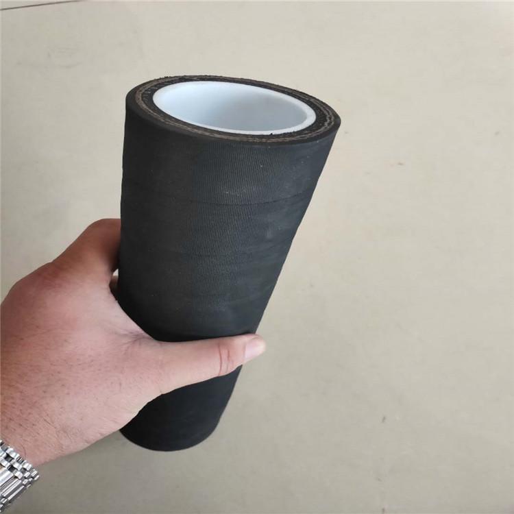 内衬四氟化学管|管内壁导电化学溶剂制药软管|耐化学腐蚀胶管