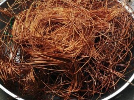 平凉红铜-有口碑的甘肃黄铜回收提供商