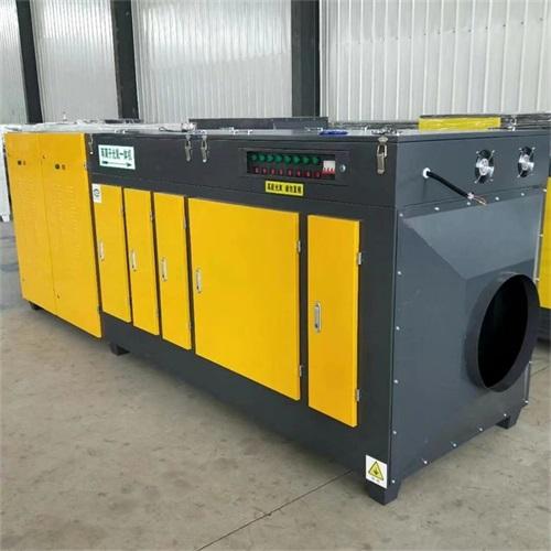 河北厂家直销光氧等离子一体机uv光氧催化废气净化环保设备