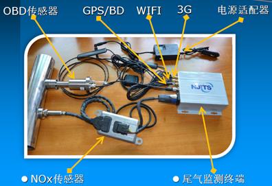重型车排放在线监管系统HVNNIS1.0