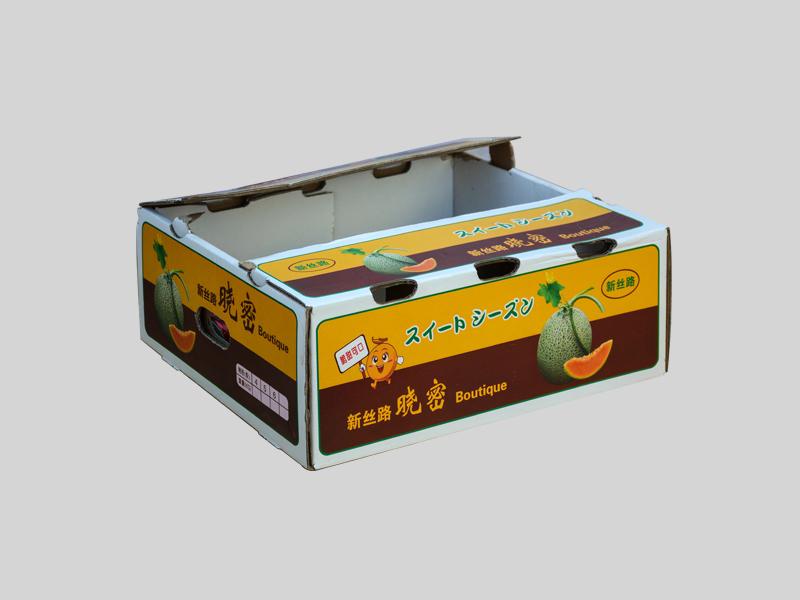 哈密瓜包装箱厂家-哈密瓜包装箱那家做的质量有保证