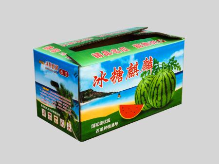 西瓜箱生產廠家-供應山東西瓜包裝箱
