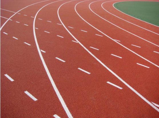 广东设计新颖的橡胶跑道-什么样的透气型塑胶跑道经久耐用