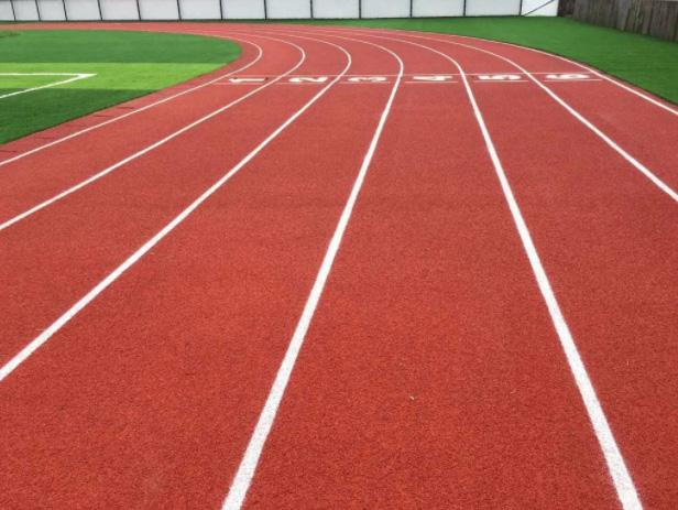 实惠的橡胶跑道|想买品质优良的透气型塑胶跑道就来广东汉唐体育设施