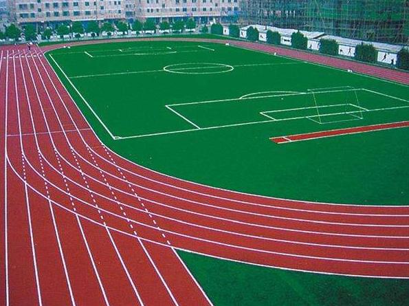 中国物美价廉的混合型塑胶跑道-广东汉唐体育设施专业供应混合型塑胶跑道