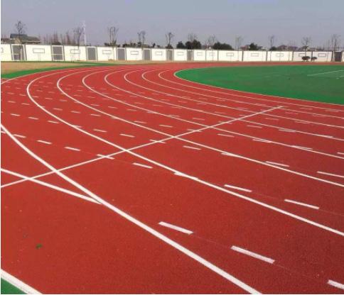 促销全塑型塑胶跑道|想买好的全塑型塑胶跑道就来广东汉唐体育设施