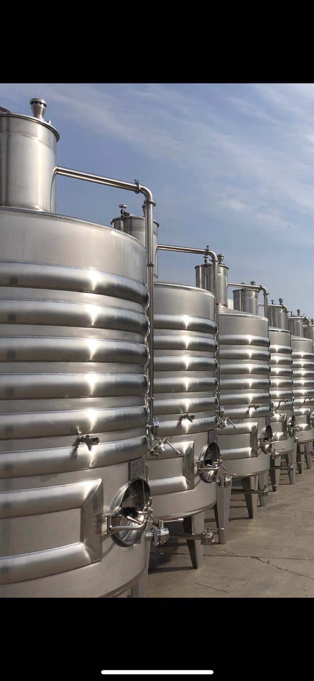 河南全套葡萄酒加工設備廠家,森科全套葡萄酒設備生產商
