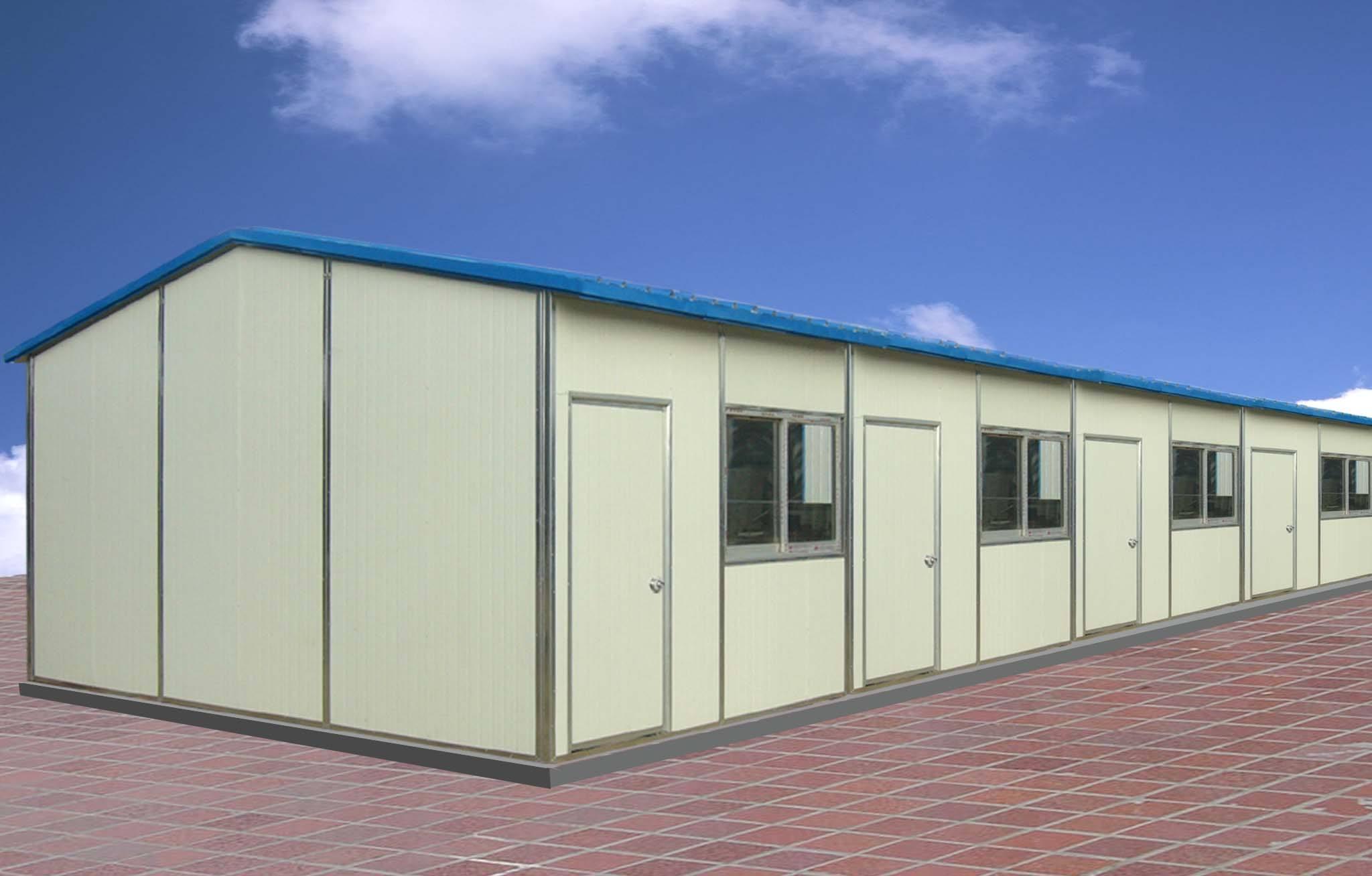 立人安居专业提供武汉移动活动房厂家