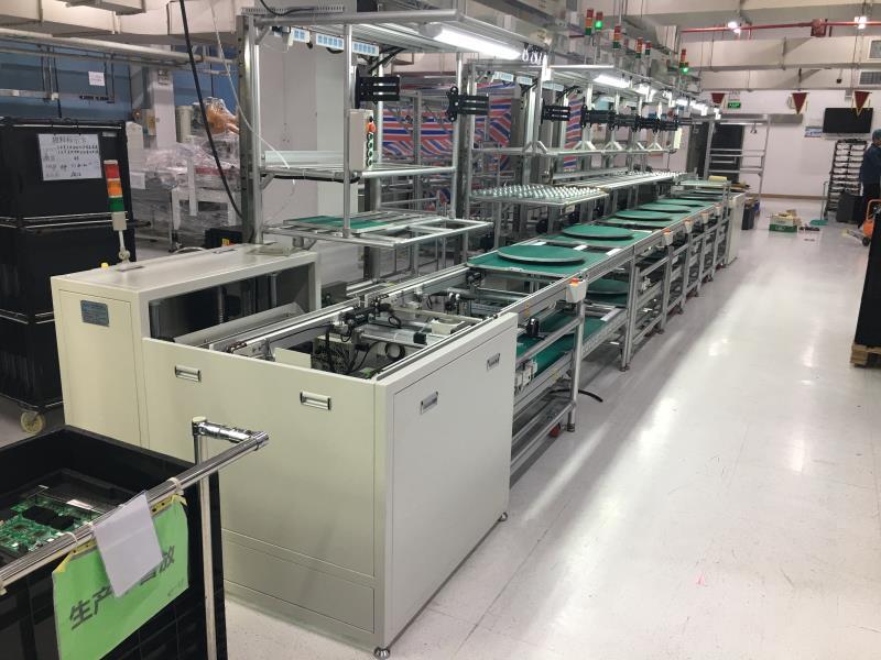 铝型工作台 非标流水线设备 流水线生产厂家