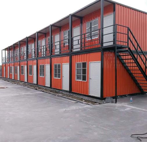 【立人安居集成房屋】专业提供武汉集装箱住人的集装箱办公室