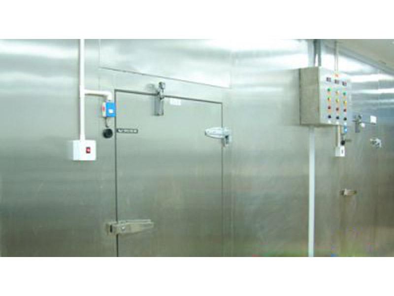 低温冷库——兰州低温冷库建造安装