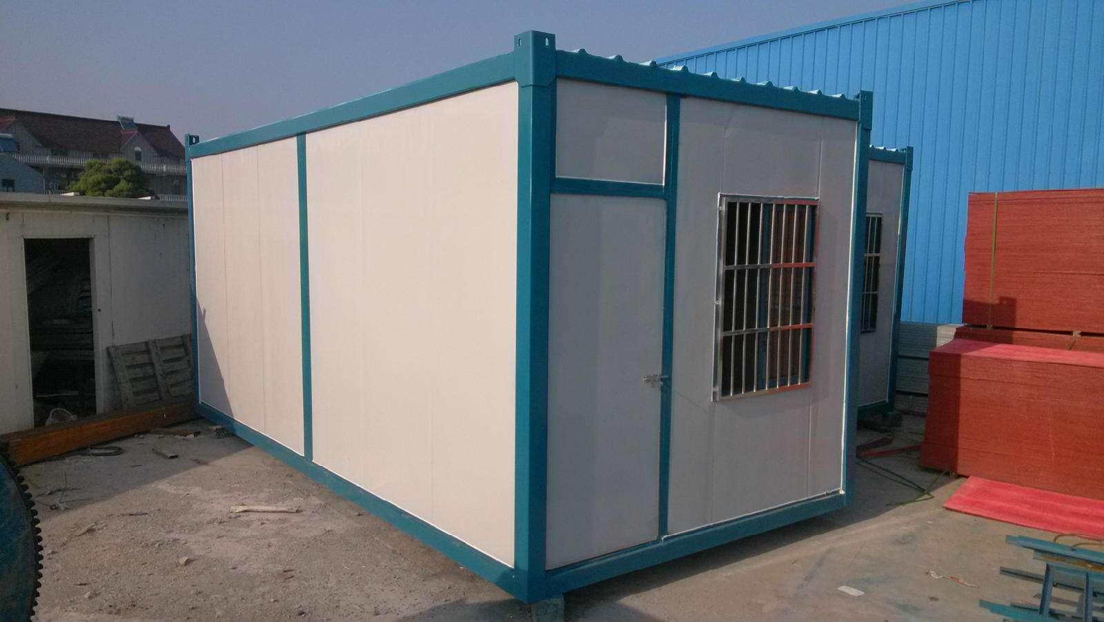 沙洋二手住人集装箱-湖北价格合理的二手住人集装箱批销