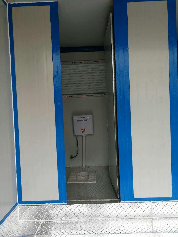 信誉好的集装箱厕所_为您推荐武汉潮尚轻钢房屋品质好的集装箱厕所