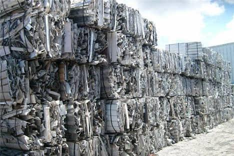 沈阳废铝回收清洗和预热