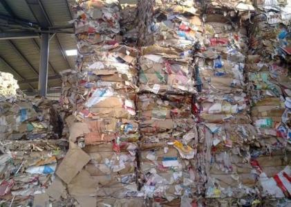 沈阳废纸壳回收哪家好?废纸回收-华硕物资经销处
