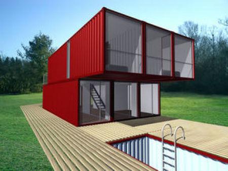 集装箱就找盛发钢结构_专业品质_值得信赖 甘肃集装箱办公室