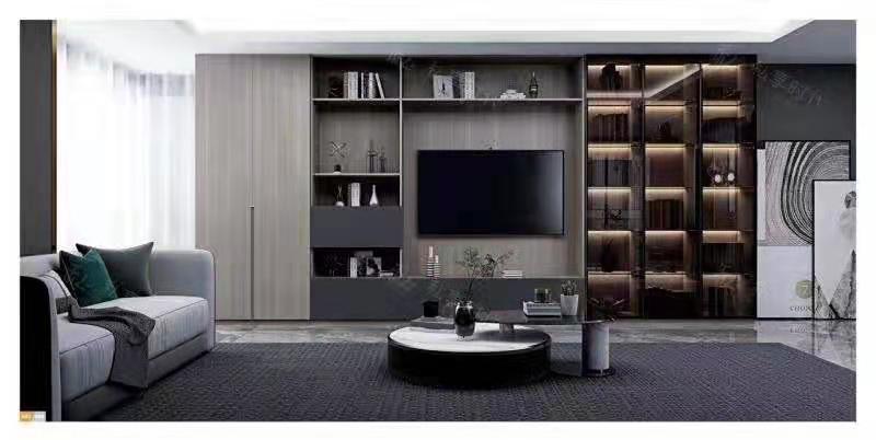 电视柜定制厂家 知名的宁夏电视柜定制公司