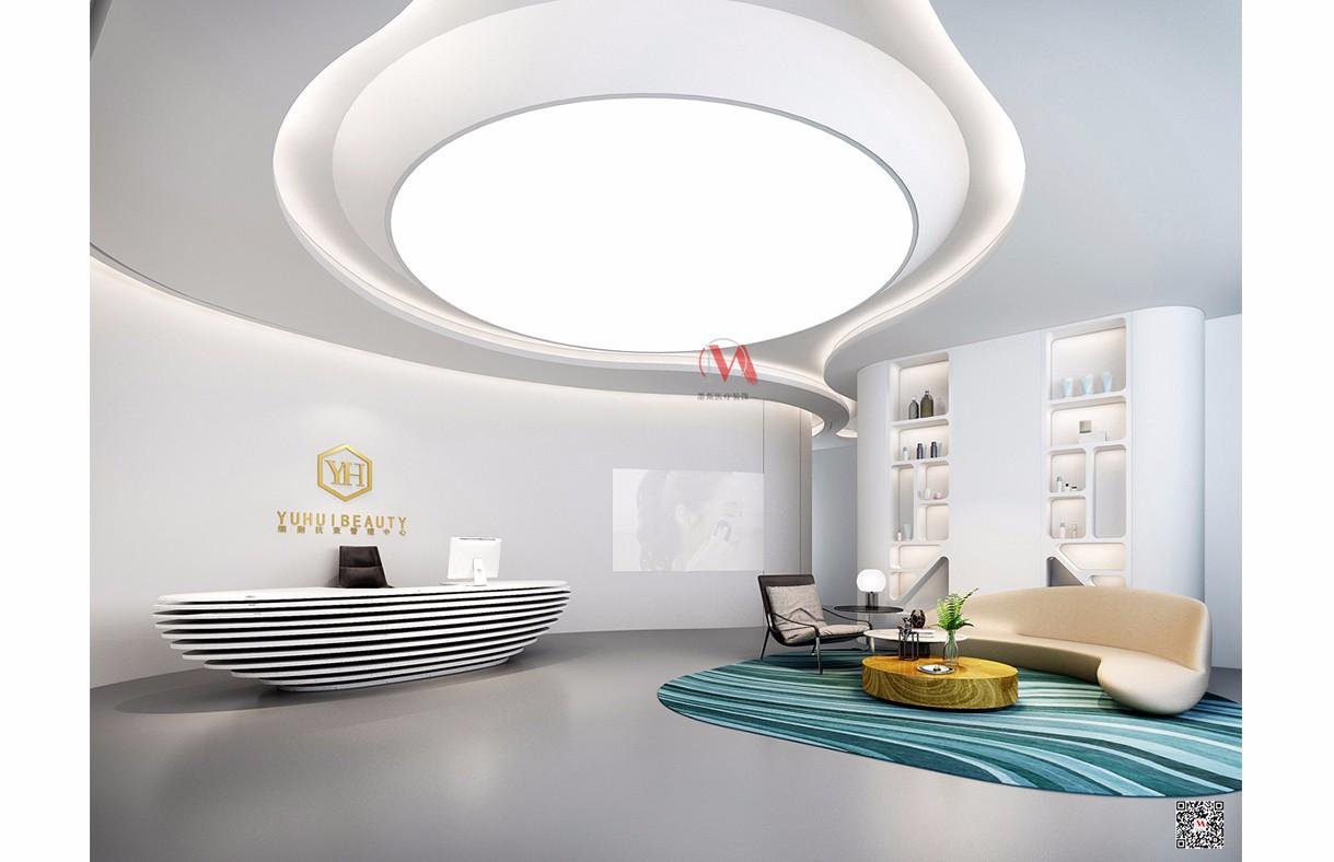 轻医美室内设计预订-墨斯医疗装饰_知名的室内装修公司