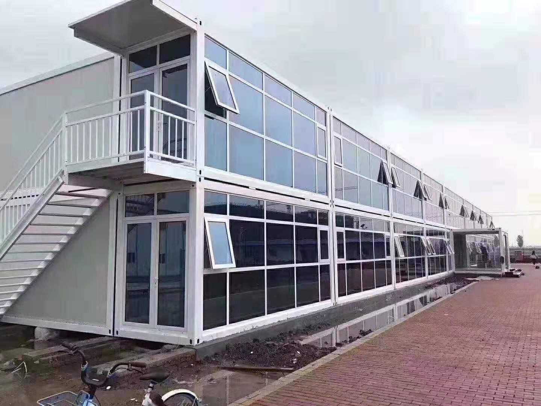 集裝箱廠家-黑龍江魯洲鋼結構提供質量硬的哈爾濱鋼結構