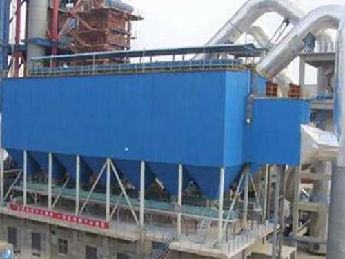 河北廠家直銷降溫除塵DDF大型袋式反吹除塵器