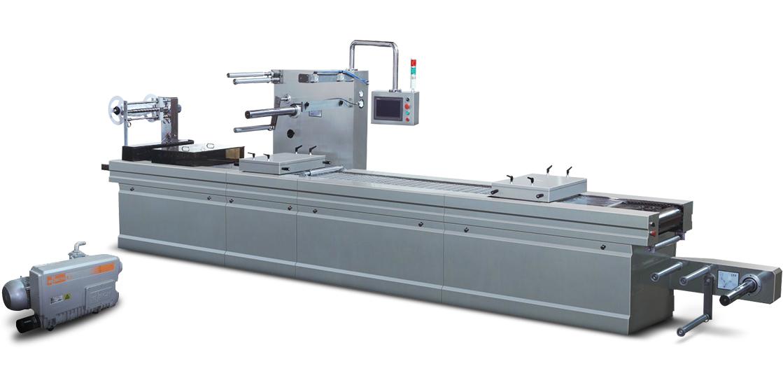 高品质DDLZ系列多功能全自动拉伸真空包装机推荐-纸卡包装机