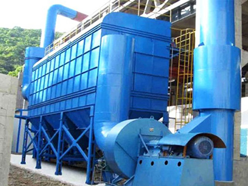 河北廠家直銷GA型系列大氣清灰袋式除塵器