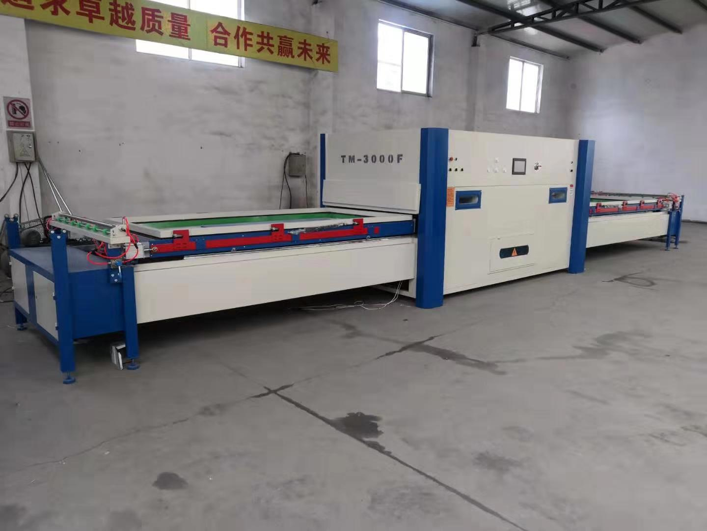 上海櫥柜門覆膜機廠家_山東靠譜的櫥柜門覆膜機供應商是哪家