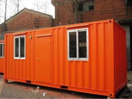 集装箱活动房的优点