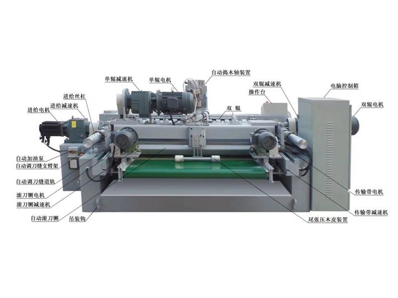 山西旋切機|山東價位合理的數控無卡旋切機供應