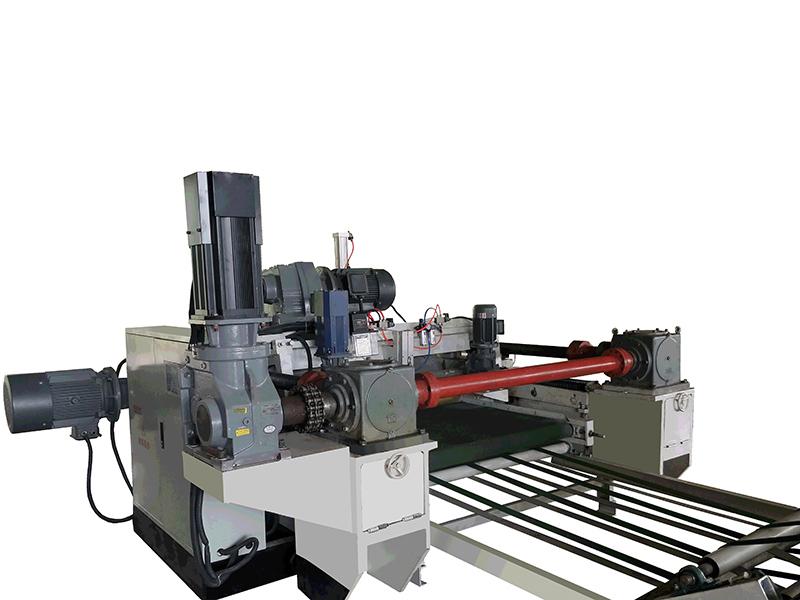 福建旋切剪切一體機廠家_群山機械提供良好的四尺旋切機剪切一體機